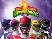 Mighty Morphin Power Rangers - Season 1 poster