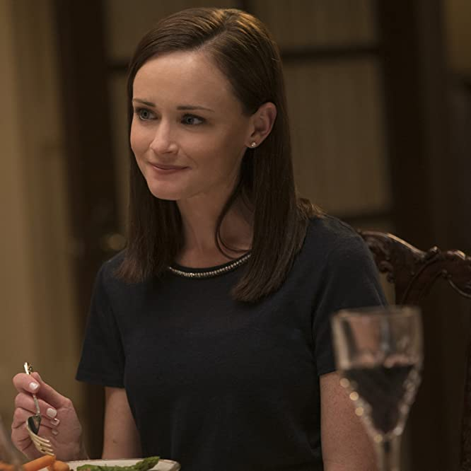 Alexis Bledel in Gilmore Girls: A Year in the Life (2016)
