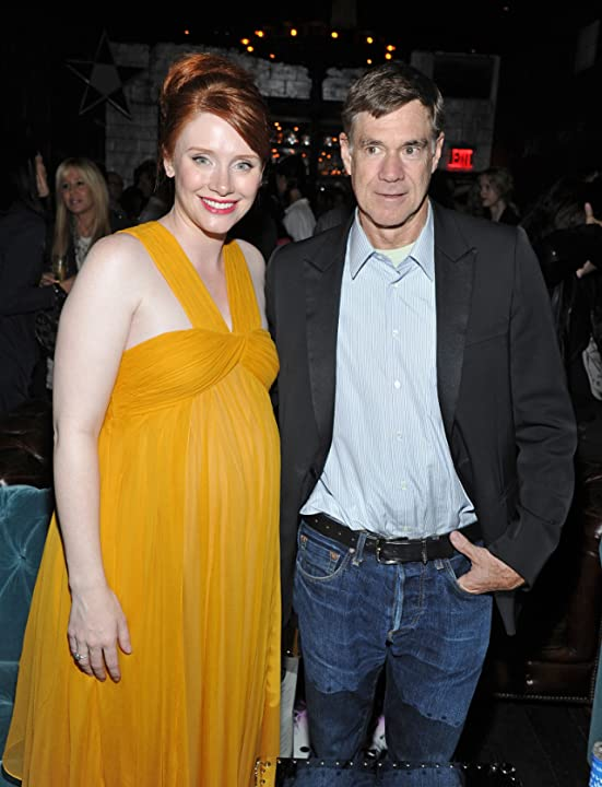 Gus Van Sant and Bryce Dallas Howard at an event for Restless (2011)