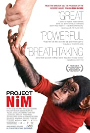 Project Nim (2011) Poster - Movie Forum, Cast, Reviews