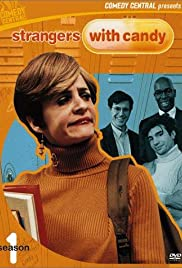 Strangers with Candy Poster - TV Show Forum, Cast, Reviews