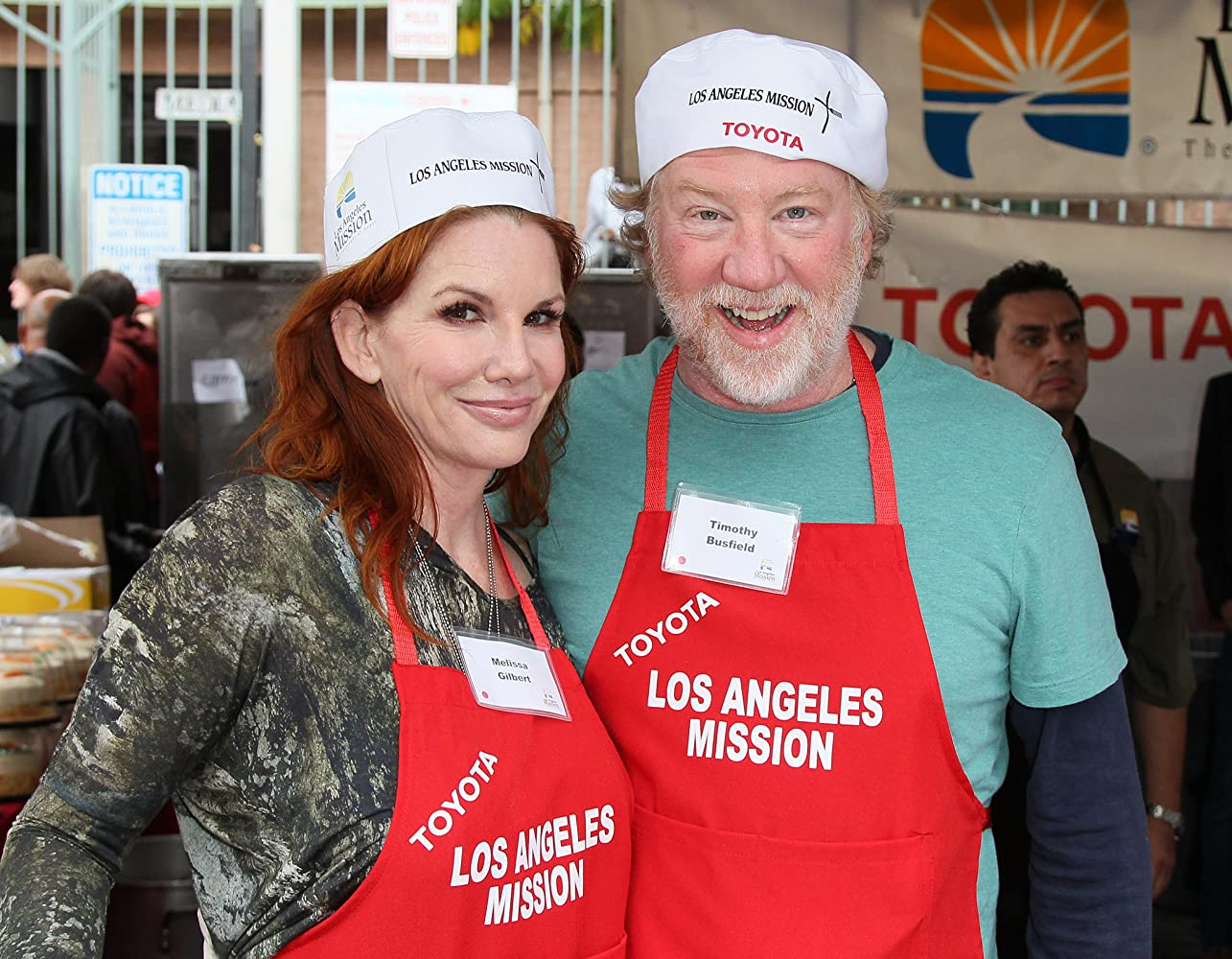 timothy busfield height