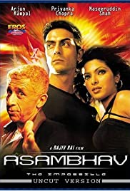 Asambhav (2004) Poster - Movie Forum, Cast, Reviews