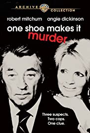 One Shoe Makes It Murder (1982) Poster - Movie Forum, Cast, Reviews