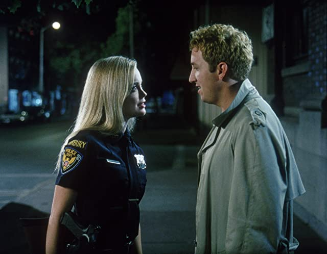 Marisa Coughlan and Paul Soter in Super Troopers (2001)