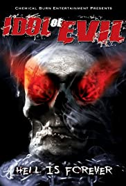 Idol of Evil Poster