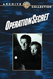 Operation Secret (1952) Poster - Movie Forum, Cast, Reviews