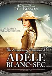 Les aventures extraordinaires d'Adèle Blanc-Sec Locandina del film
