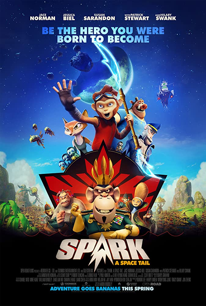 Spark: A Space Tail (2017) Subtitle Indonesia