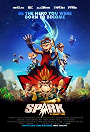 Spark: A Space Tail | 1 Link Mega Latino