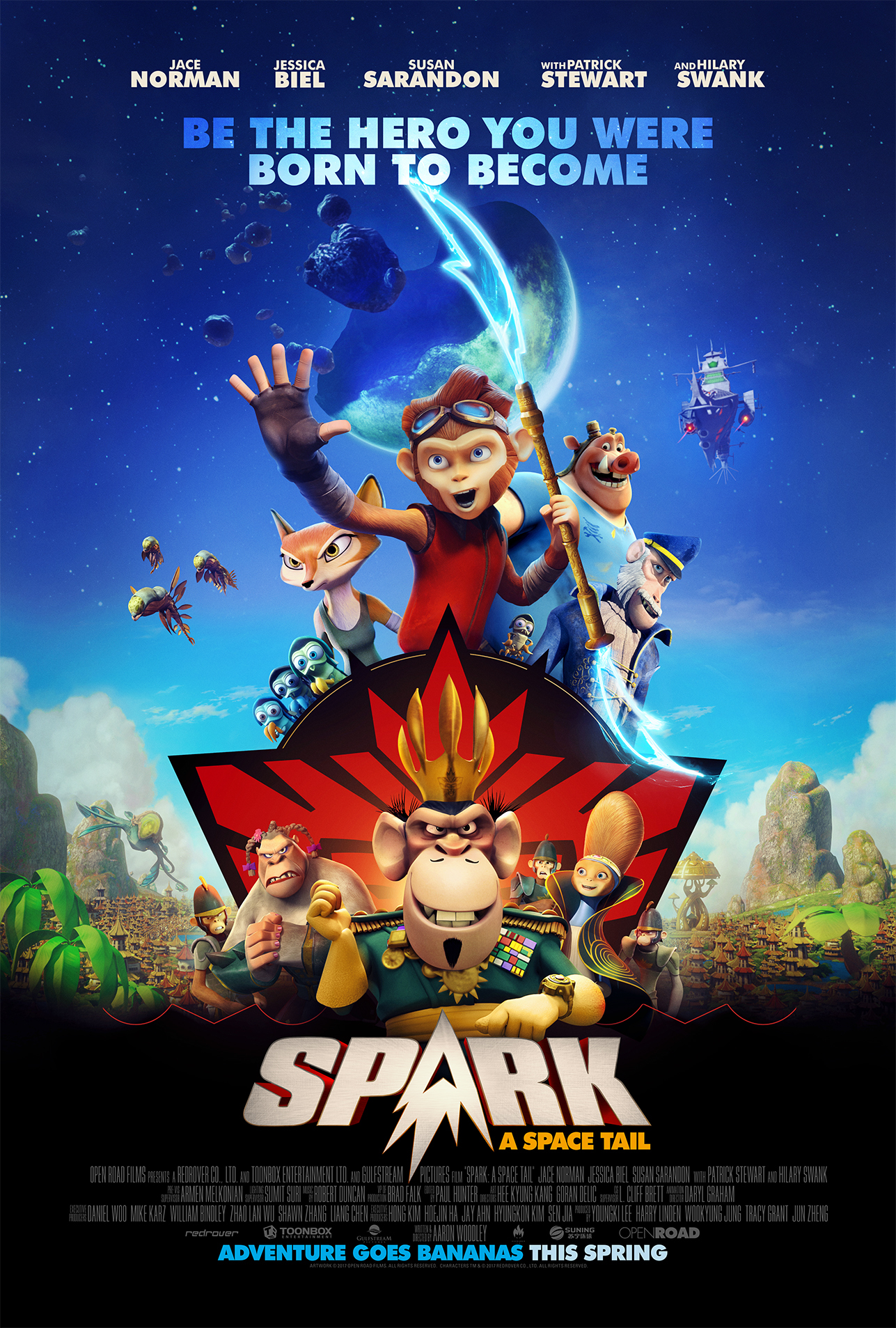 image Spark: A Space Tail Watch Full Movie Free Online