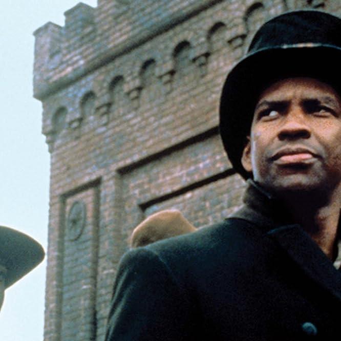 Denzel Washington in Glory (1989)