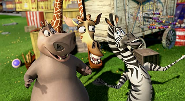 Jada Pinkett Smith and in Madagascar 3: Europe's Most Wanted (2012)