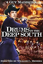 Drums in the Deep South (1951) Poster - Movie Forum, Cast, Reviews