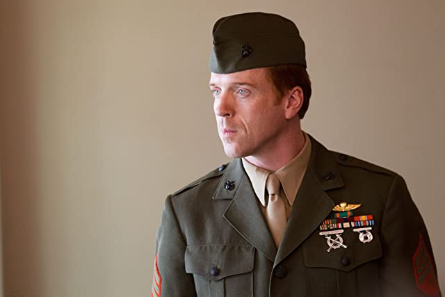 Damian Lewis in Homeland (2011)