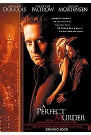 Watch Movie A Perfect Murder (1998)