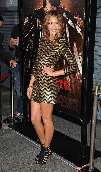Jessica Alba at Machete (2010)