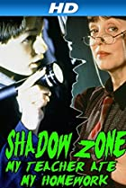 Image of Shadow Zone: My Teacher Ate My Homework