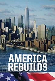 America Rebuilds: A Year at Ground Zero Poster