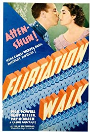 Flirtation Walk (1934) Poster - Movie Forum, Cast, Reviews