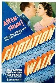 Flirtation Walk Poster