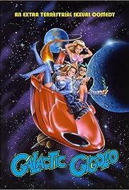 Galactic Gigolo(1987) Poster - Movie Forum, Cast, Reviews