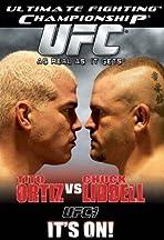UFC 47: It's On!