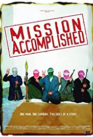 Mission Accomplished: Langan in Iraq Poster