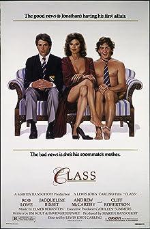 Poster Class - Vom Klassenzimmer zur Klassefrau