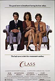 Class (1983) Poster - Movie Forum, Cast, Reviews
