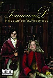 Tenacious D: The Complete Masterworks (2003) Poster - Movie Forum, Cast, Reviews