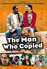 The Man Who Copied Poster