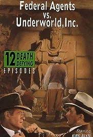 Federal Agents vs. Underworld, Inc. Poster