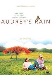 Audrey's Rain poster