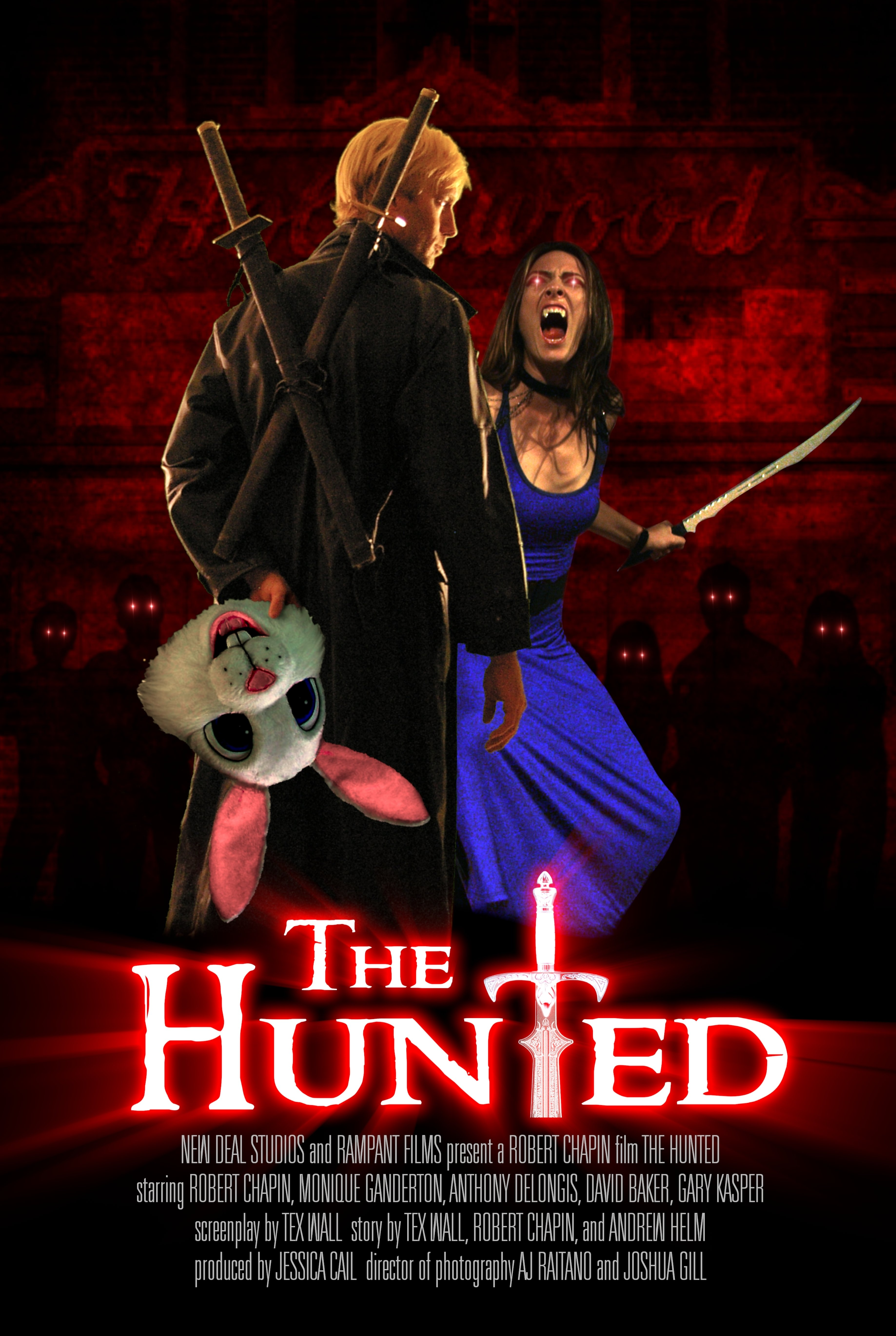 image The Hunted (2015/I) Watch Full Movie Free Online
