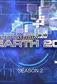 High Tech Explores the Earth Poster