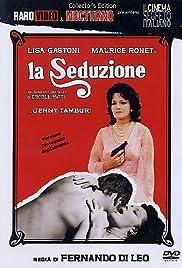 La seduzione Poster