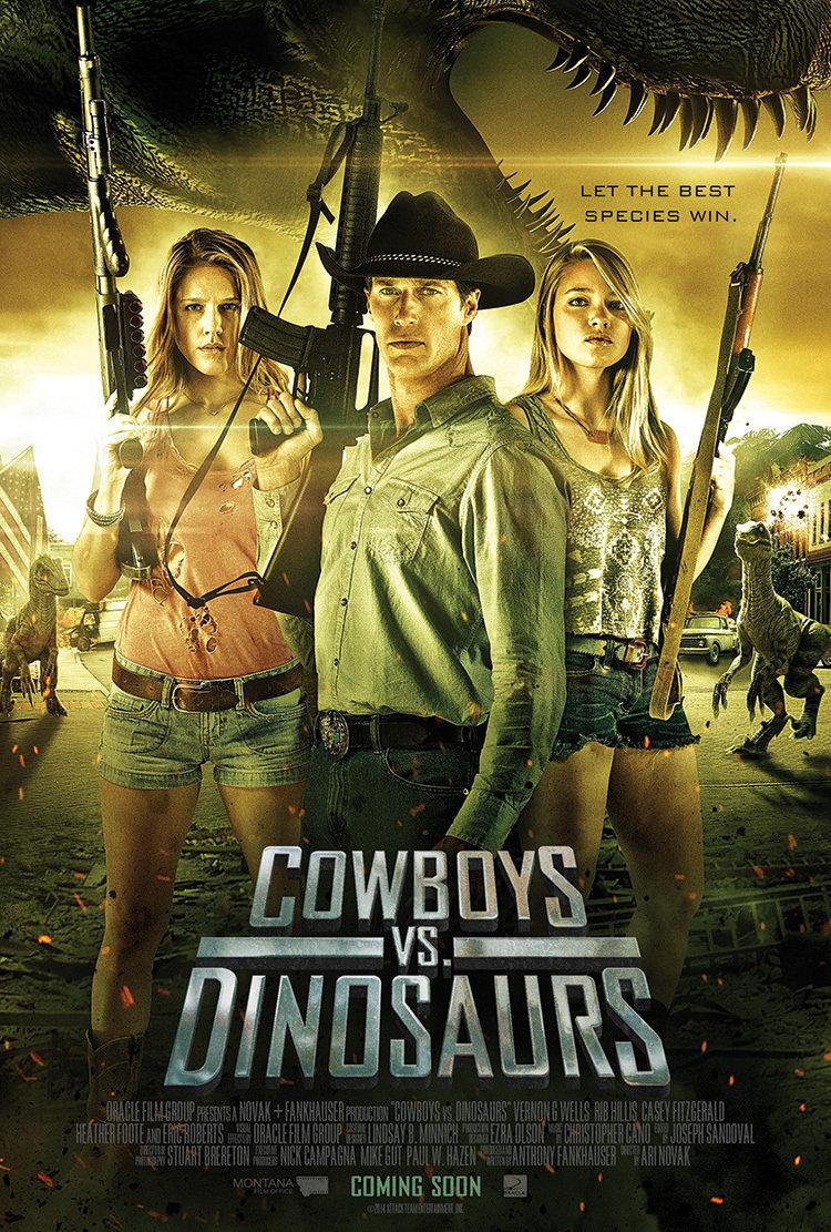 image Cowboys vs Dinosaurs Watch Full Movie Free Online