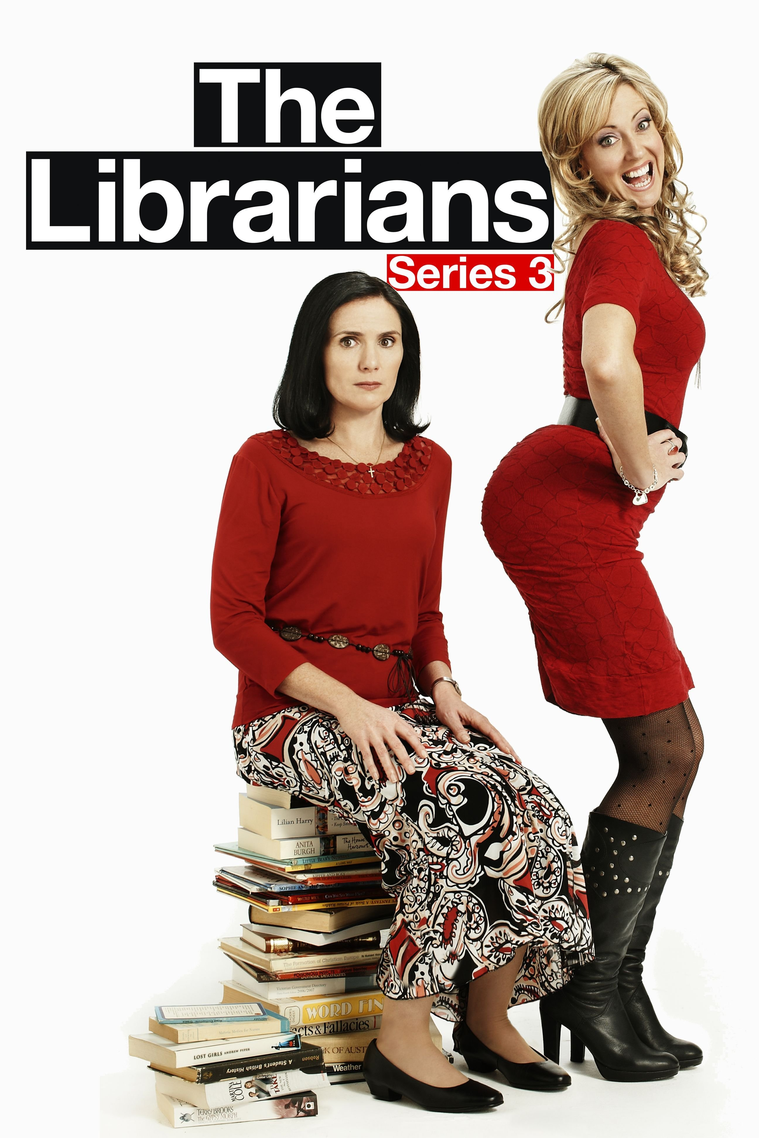u0026quot the librarians u0026quot  power and the passion  tv episode 2010