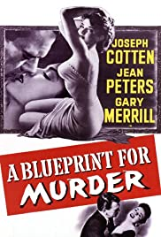 A Blueprint for Murder (1953) Poster - Movie Forum, Cast, Reviews