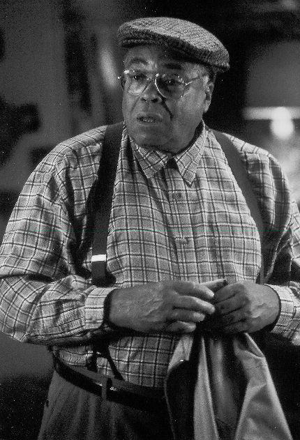 James Earl Jones in Finder's Fee (2001)