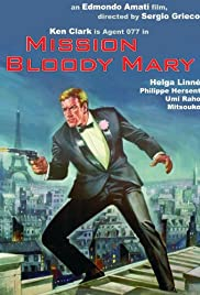 Mission Bloody Mary (1965) Poster - Movie Forum, Cast, Reviews