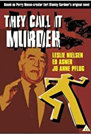 They Call It Murder (1971) Poster - Movie Forum, Cast, Reviews