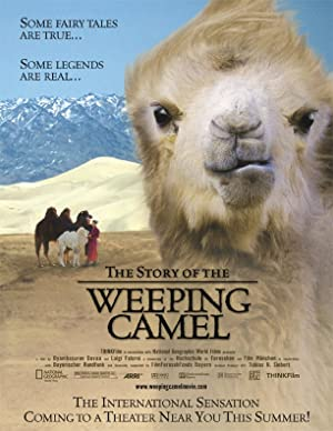 The Story of the Weeping Camel poster