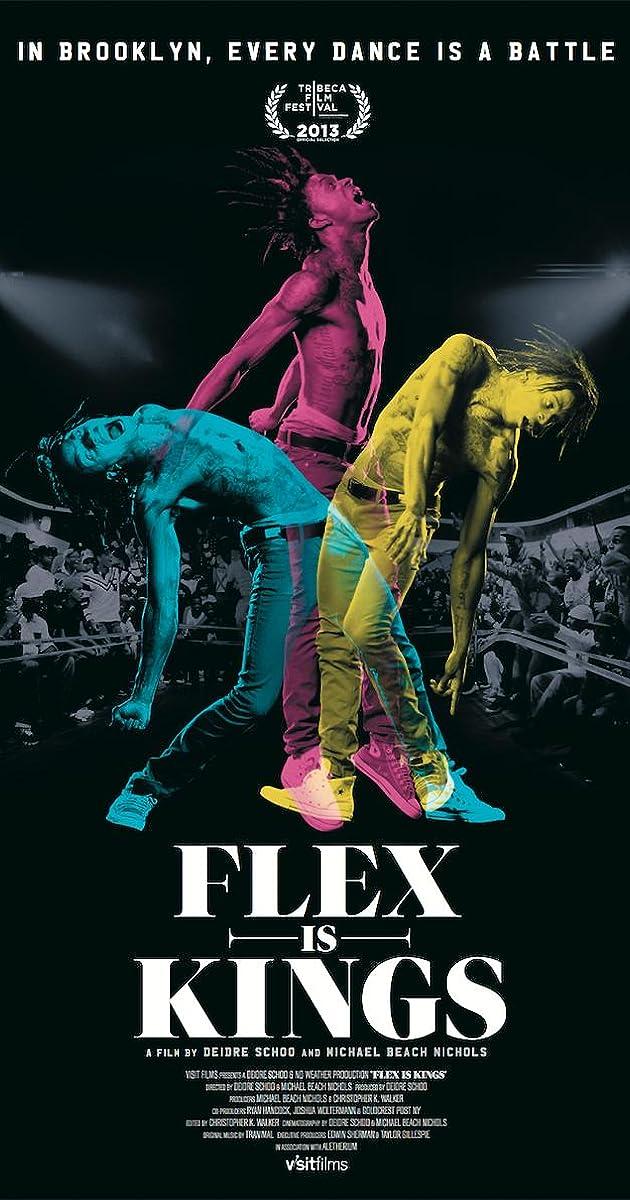 Flex is kings dublado