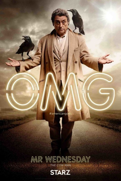 American Gods S01E02 – The Secret of Spoon