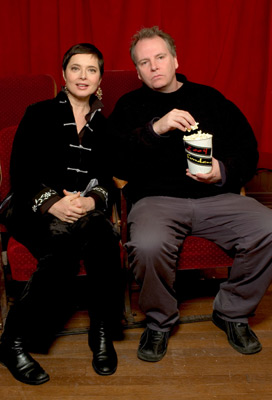 Isabella Rossellini and Guy Maddin at The Saddest Music in the World (2003)