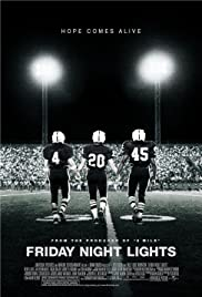 Friday Night Lights 2004 Poster