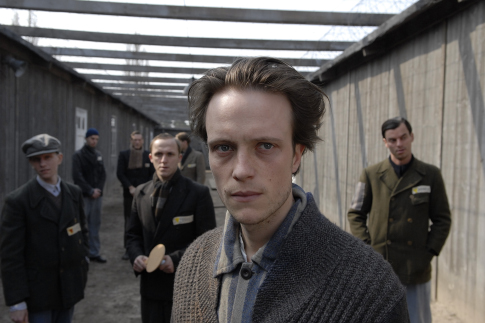 August Diehl in The Counterfeiters (2007)