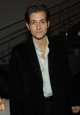 Peter Cincotti at an event for Breaking and Entering (2006)